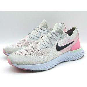 NIKE Men's Running Shoes 9 Flyknit React Sneakers